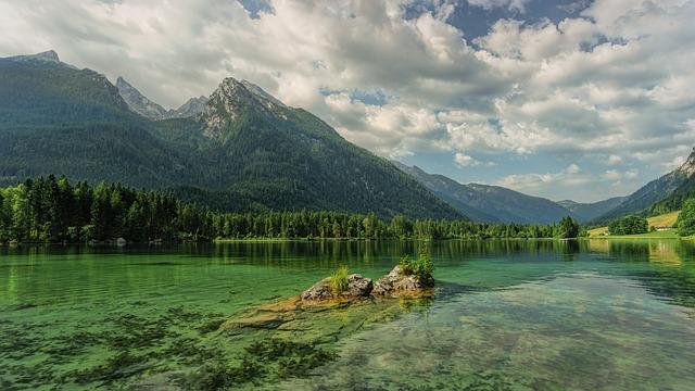 Camping in Berchtesgaden