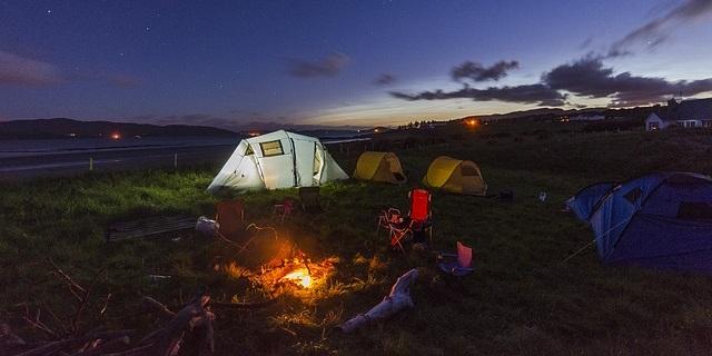 Camping in Deutschland