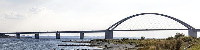 Camping an der Fehmarnsundbrücke