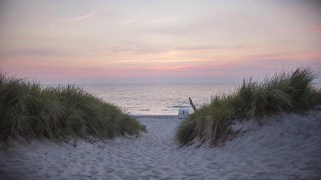 Camping an der Ostsee