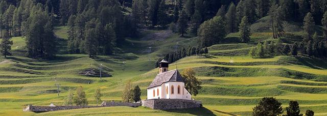 Camping in Graubünden