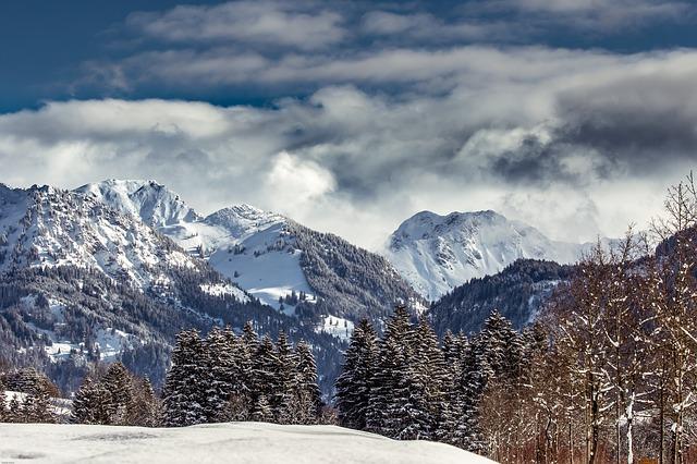 Allgäu im Winter - Campingkalender