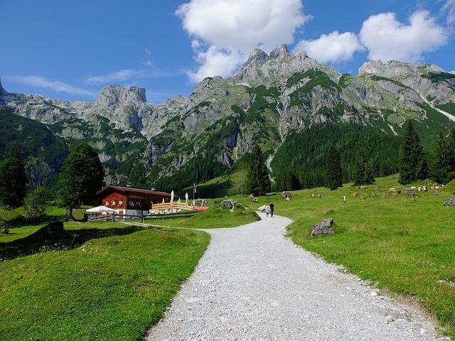 Camping im Salzburger Land