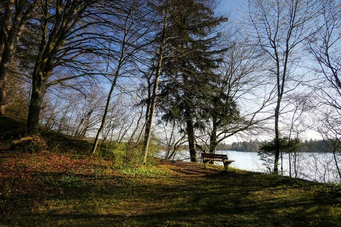 Camping am Lech