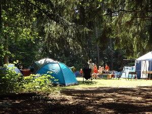 Camping Mecklenburg