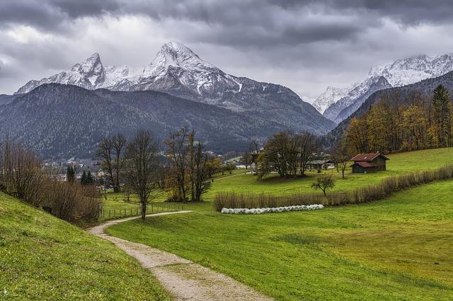 Camping im Berchtesgadener Land