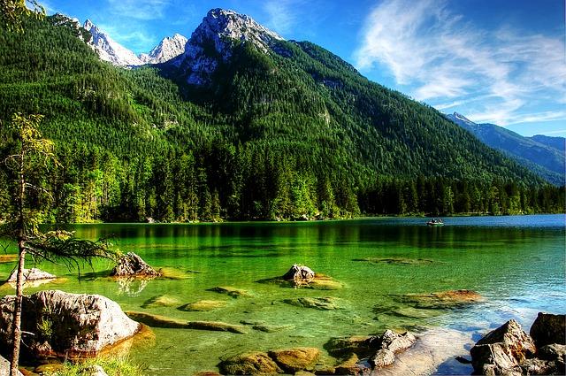 Camping in Ramsau und Berchtesgaden