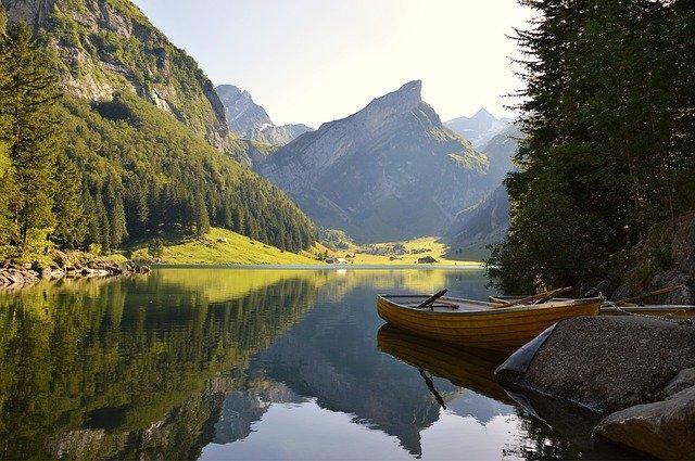 Camping in der Schweiz