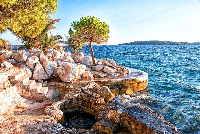Camping in Kroatien
