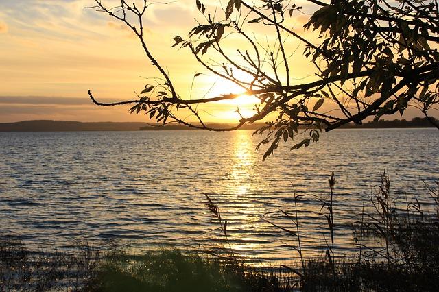 Camping an der Mecklenburger Seenplatte