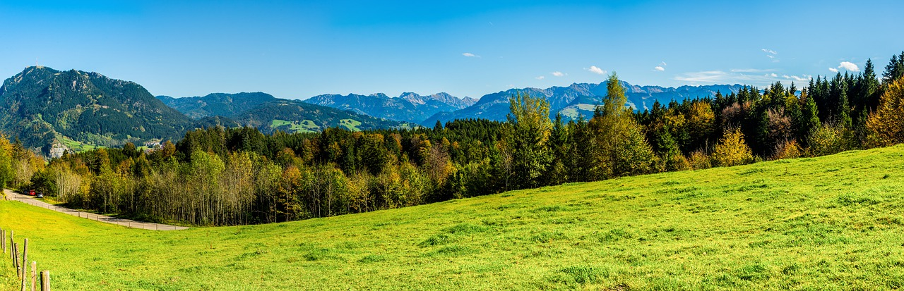 Camping im Oberallgäu