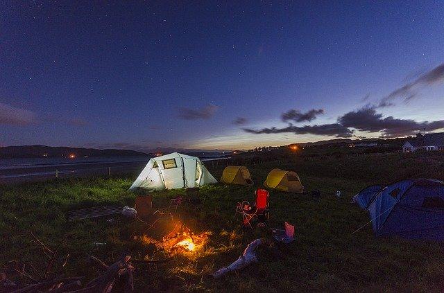 Camping Messen