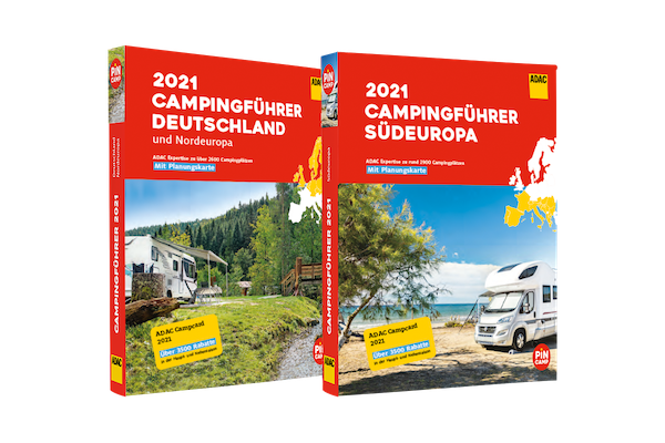 ADAC Campingführer 2021