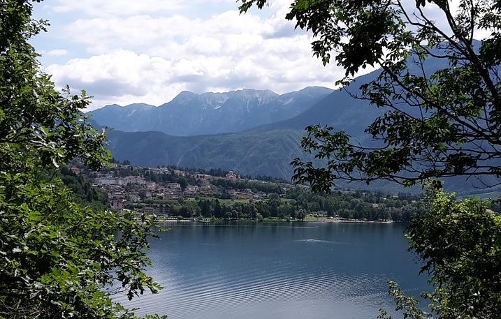 Camping am Lago di Levico